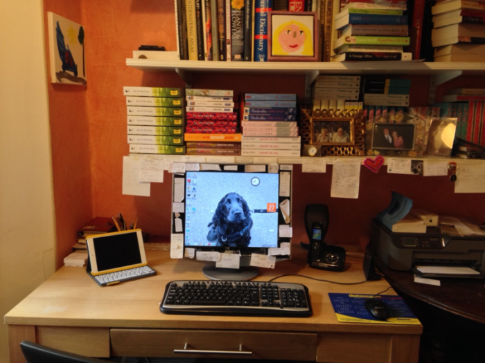 My Writing Room image