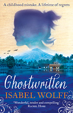 Ghostwritten by Isabel Wolff
