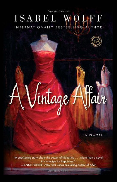 USA A Vintage Affair by Isabel Wolff